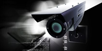 CCTV installation & monitoring Nottinghamshire