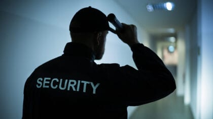 Facilities, Security Companies & security guards for Property Management Services